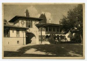 Реставрационные  работы  в  комплексе  построек Ханского дворца в 1960–1964 гг.