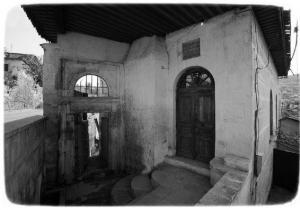 Мечеть «Тахталы-Джами» в Бахчисарае